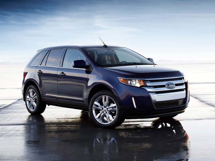 Ford Edge MyKey